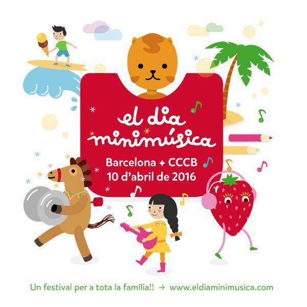 "NANNAK collaborates with ""EL DIA DE LA MINIMUSICA"""